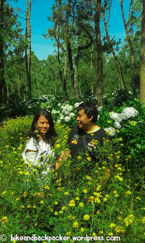Taman Bunga Malang